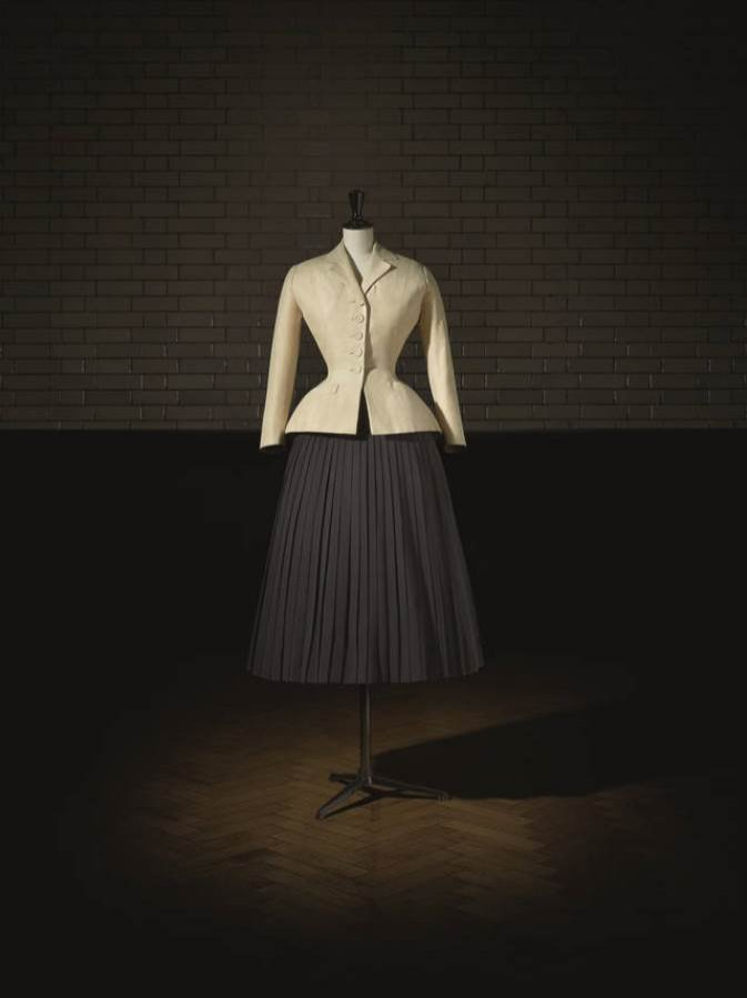 Christian Dior: haute couture wiosna lato 1947