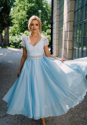 Jaki kolor sukienki na wesele na lato?