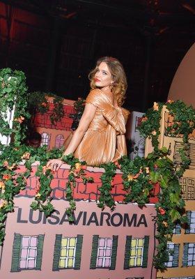 NATALIA VODIANOVA X LUISAVIAROMA - GALA CHARYTATYWNA FABULOUS FUND FAIR 2019