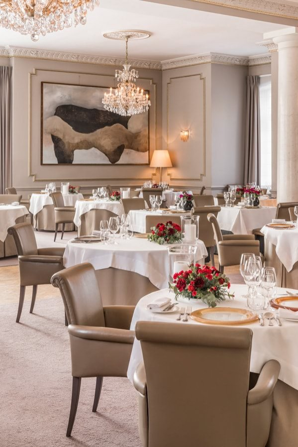 Restauracje z przewodnik Michelin - Amber Room (1)