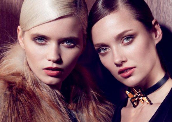 Kampania Gucci pre-fall 2012
