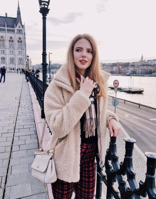 Marie Kisova: Instagram
