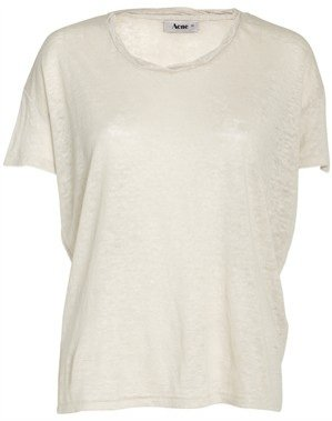 T-shirt Acne 395 PLN
