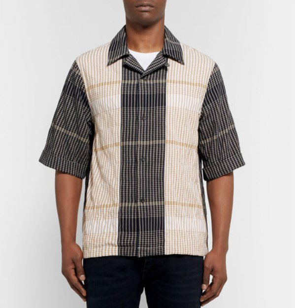Koszula w kratę, Acne Studios, 240 euro