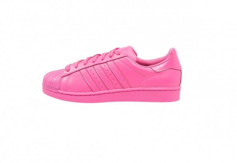 1. Buty Adidas Originals Superstar Supercolor - Semi Solar Pink, 399PLN