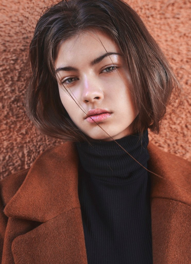 Ada Cebeniak - new face agencji Specto Models