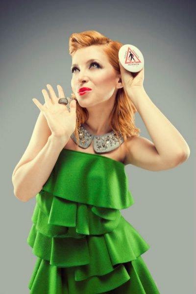 Ada Fijał w kampanii