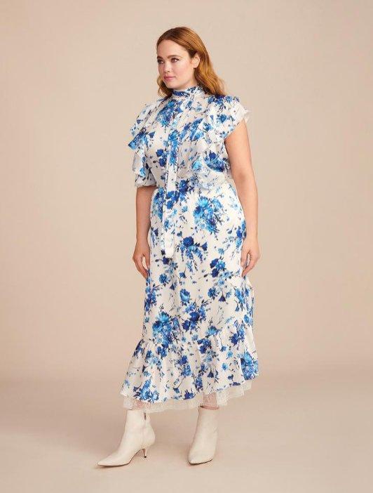 11 Honoré: sukienka, Adam Lippes, 1500 usd