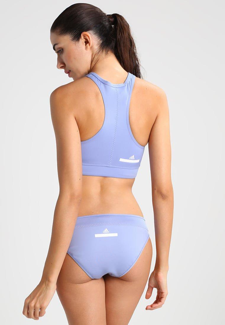 Bikini sportowe, Adidas by Stella McCartney, góra 245 pln dół 150 pln