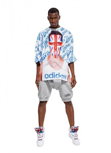1. adidas Originals by Jeremy Scott - lookbook wiosna lato 2014