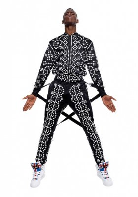 JEREMY SCOTT DLA ADIDAS ORIGINALS – LOOKBOOK WIOSNA LATO 2014