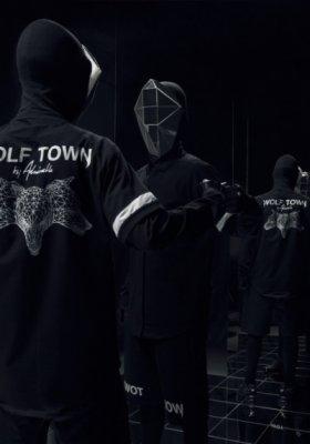 """KAMPANIA """"WOLF TOWN"""" NA WIOSNĘ LATO 2015 POLSKIEJ MARKI STREETWEAROWEJ ADMIRABLE"""