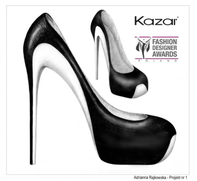 Półfinaliści Kazar Design Project - Adrianna Rajkowska