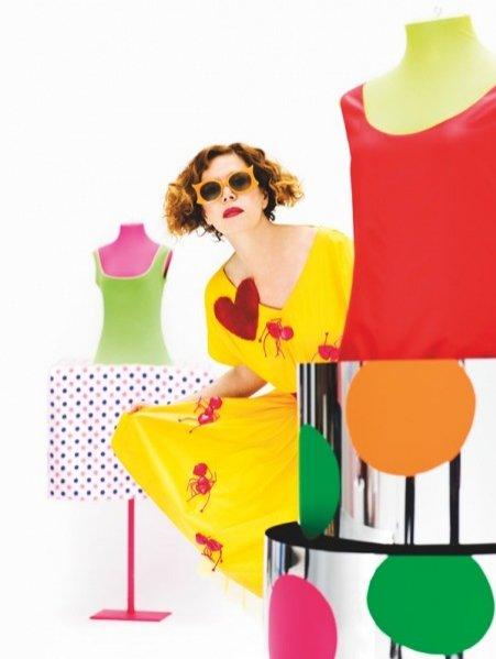 Agatha Ruiz de la Prada pokaże swoją kolekcję w czasie 10. edycji FashionPhilosophy Fashion Week Poland