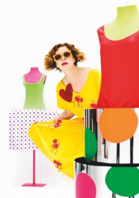 AGATHA RUIZ DE LA PRADA PONOWNIE NA FASHIONPHILOSOPHY FASHION WEEK POLAND