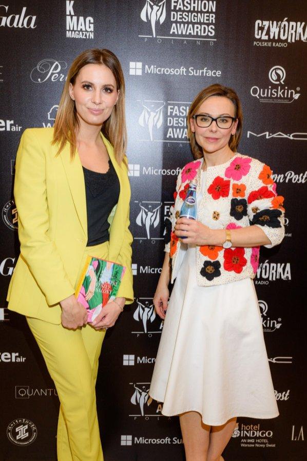 Fashion Designer Awards: Agnieszka Hyży, Joanna Sokołowska-Pronobis