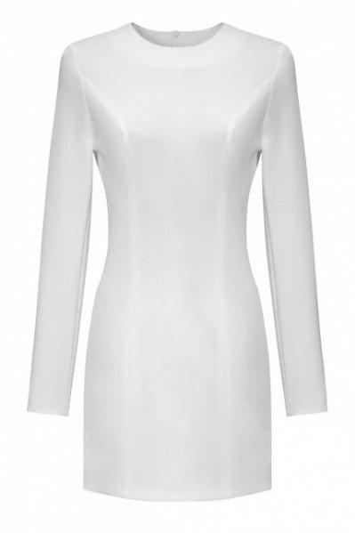 1. Sukienka Mini MAGDALENA KNITTER, ZAQUAD, BoutiqueLaMode.com, cena: 370 zł