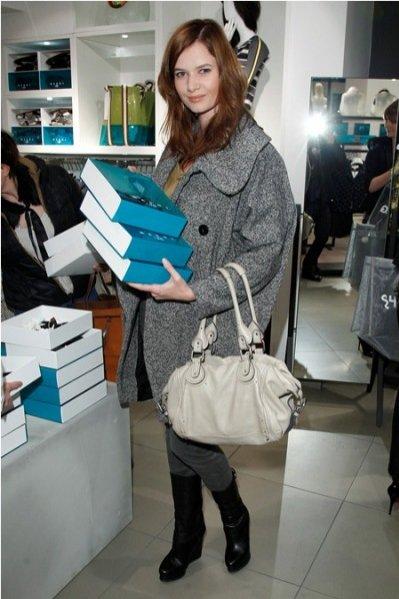 Karolina Malinowska na premierze kolekcji Marni dla H&M