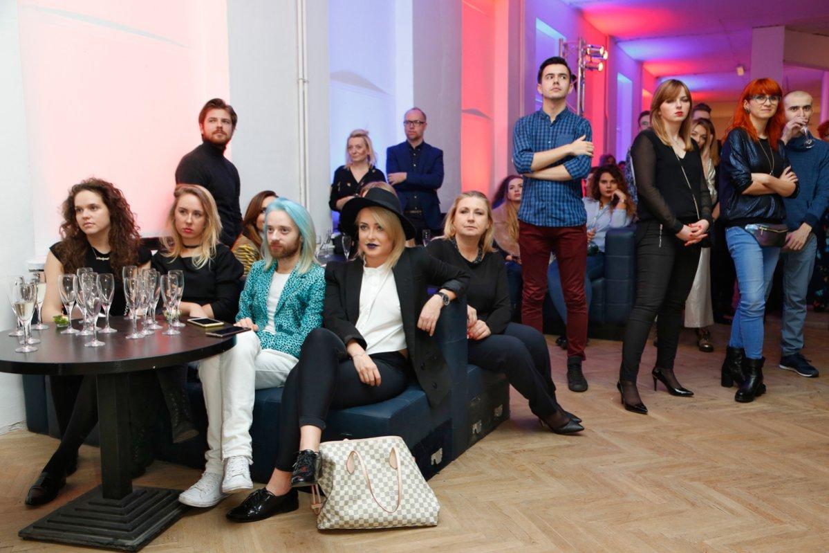 Wernisaż wystawy Weroniki Kosińskiej NOWO OBSADZENI -goście