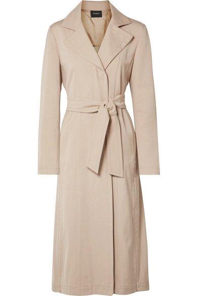 Beżowy płaszcz, Akris/Net-a-Porter, 1095 eur