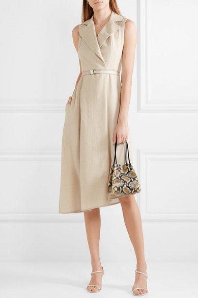 Sukienka bez rękawów, Akris/Net-a-Porter, 1700 eur