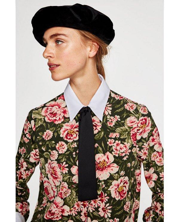 Aksamitny beret, Zara, 59 pln