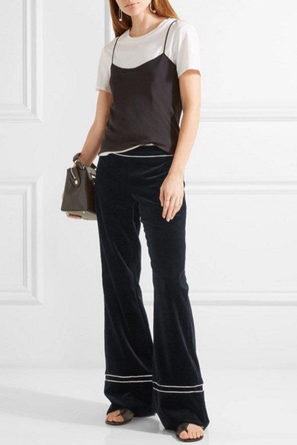 Aksamitne spodnie, La Ligne, 70 funtów