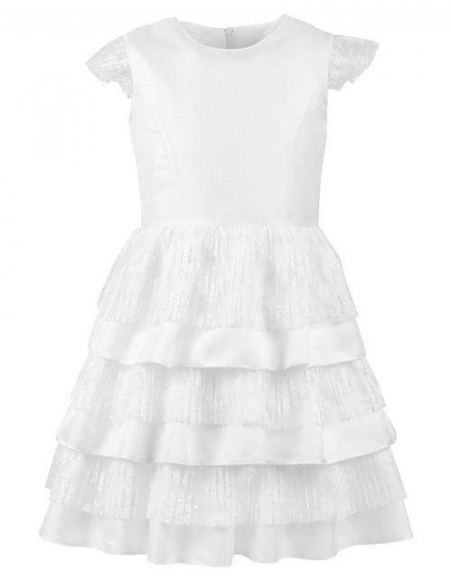 Sukienka z piętrowymi falbanami, Al-da/Showroom, 229 pln