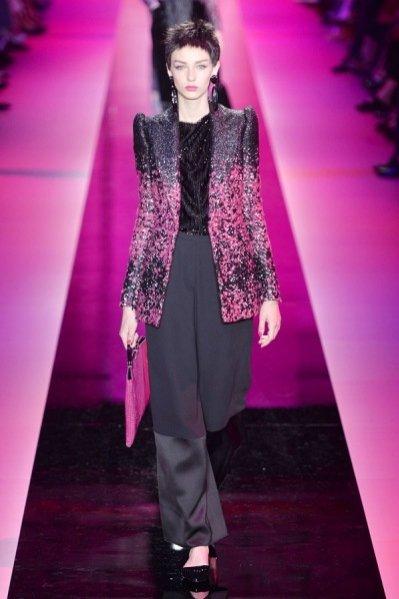 Ala Sekuła - Armani Prive haute couture jesień zima 2015