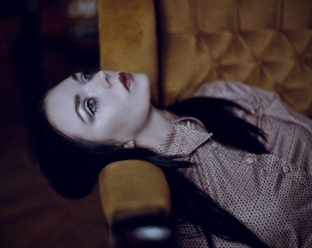 Anna Nocoń jako Twiggy w obiektywie Aleksandry Zaborowskiej