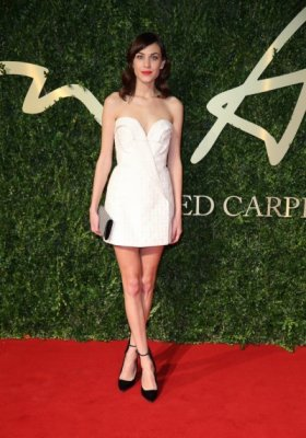 GALA BRITISH FASHION AWARDS 2013