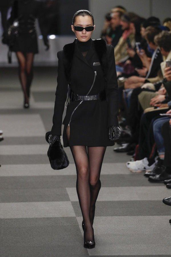 New York Fashion Week, Alexander Wang, AW18