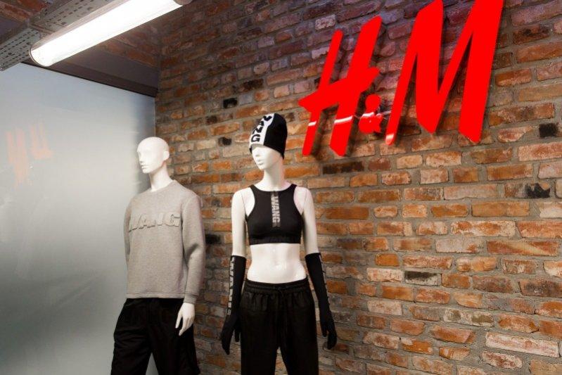 1. Prezentacja kolekcji Alexander Wang X H&M