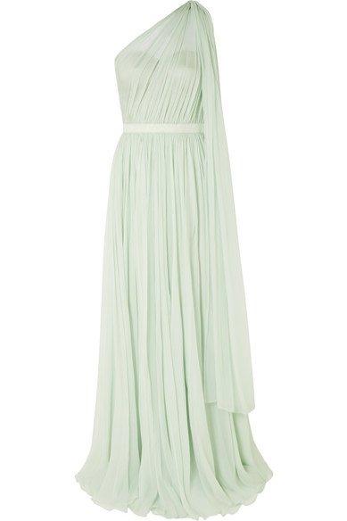 Asymetryczna sukienka, Alexander McQueen/Net-a-Porter, 5300 eur
