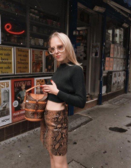 Alicja Zielasko - stylizacje blogerek
