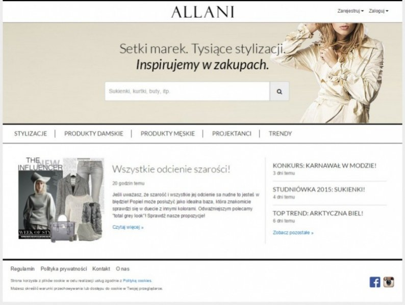1. Newsroom 13.02.2015 - allani.pl