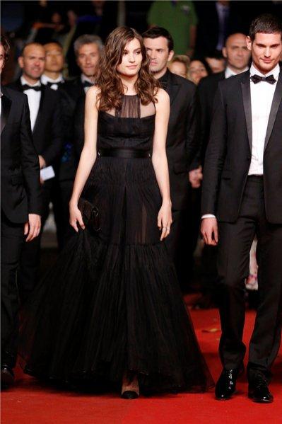 gwiazdy w kreacjach Chanel na Festiwalu Filmowym w Cannes 2013 - Alma Jodorowsky