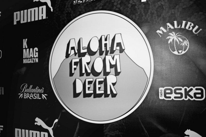 1. Trzecie urodziny Aloha From Deer - relacja