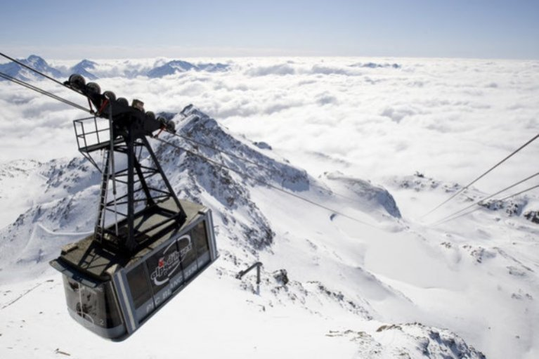 Najlepsze kurorty narciarskie w Europie. L'Alpe d'Huez, Francja
