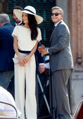 BEST LOOK - AMAL ALAMUDDIN