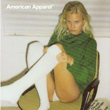 Zakazana przez ASA reklama American Apparel