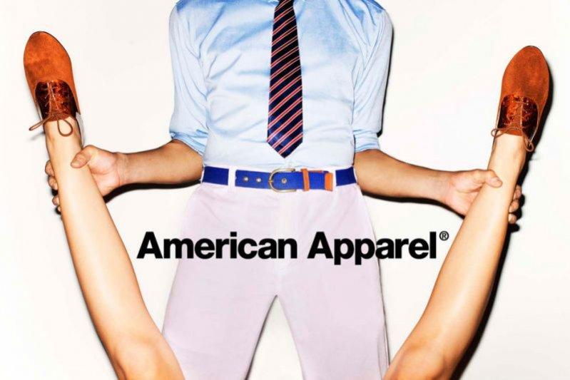 Kampania reklamowa American Apparel jesień zima 2011