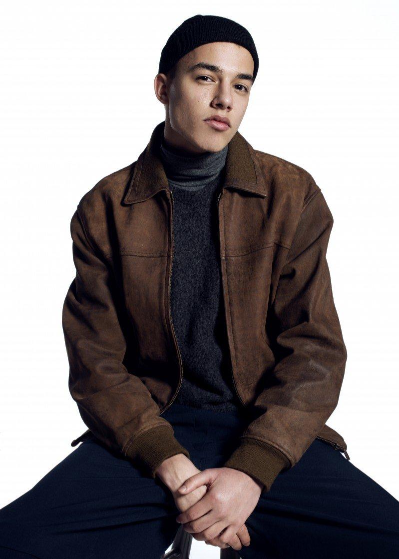 Andrew Zaporozhets z agencji Specto Models