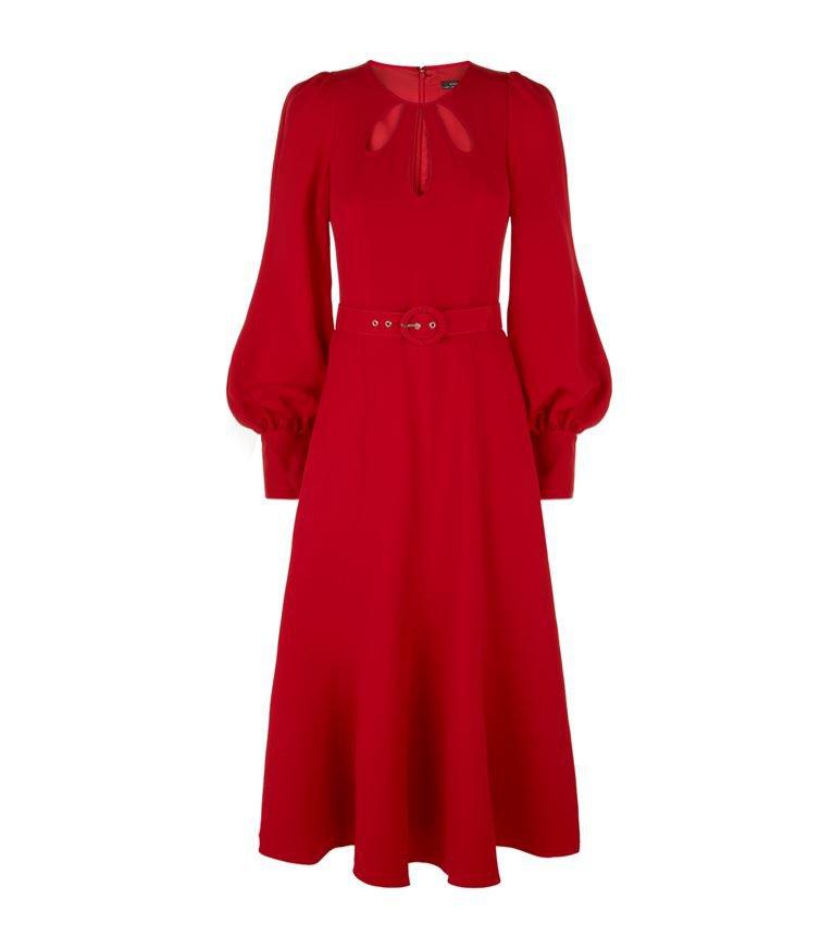 Sukienka midi na święta, Andrew GN/Harrods, 10 000 pln