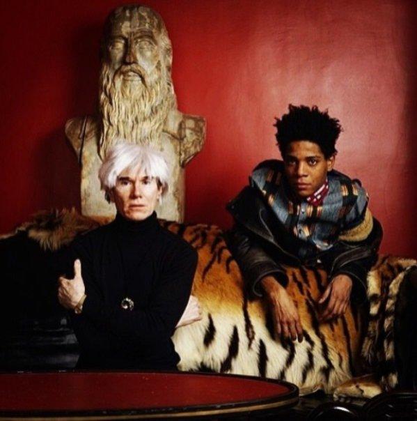 Ikony stylu wszechczasów - Andy Warhol