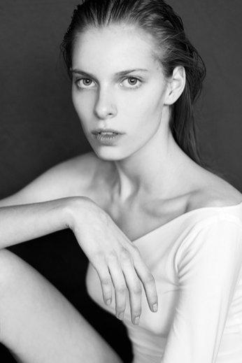 1. Ania Celary - nowa twarz agencji D'vision