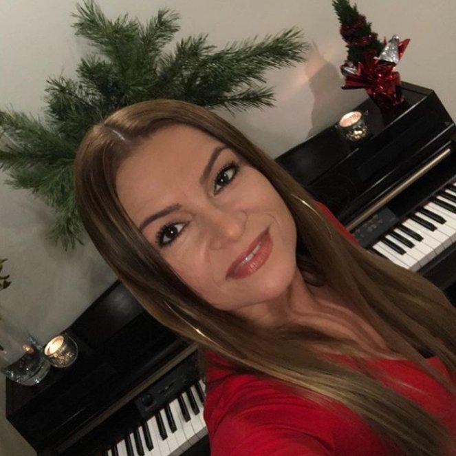 Ania Szarmach - święta