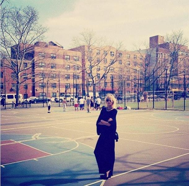 Prywatne zdjęcia Anji Rubik z Londynu i NYC
