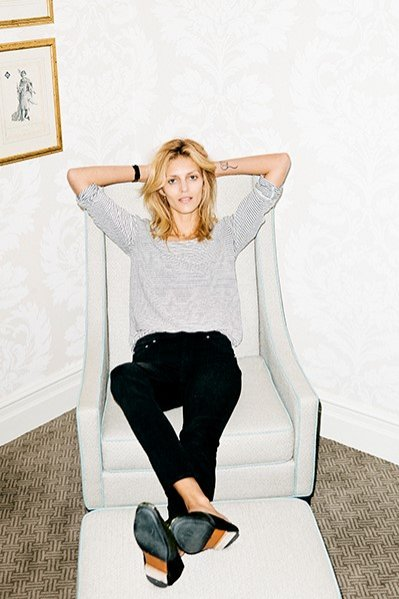 1. Anja Rubik - wywiad z top modelką