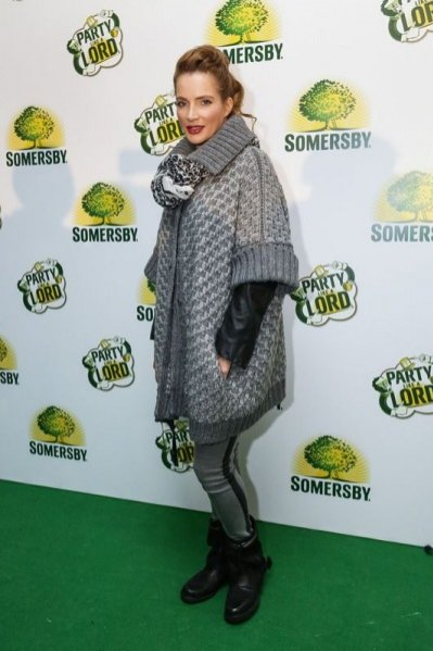 1. Anna Dereszowska,  impreza Somersby Party like a Lord